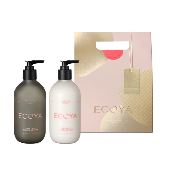 Guava & Lychee Sorbet Bodycare Gift Set