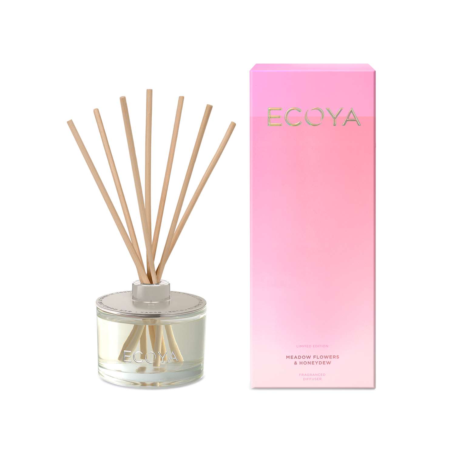 ECOYA fragranced diffusers