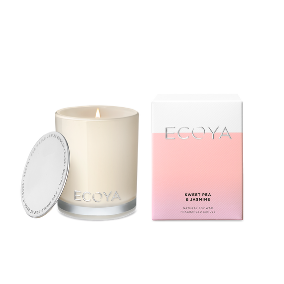 Sweet Pea & Jasmine Mini Madison Candle