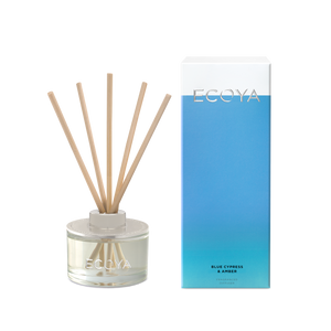 Blue Cypress & Amber Mini Diffuser