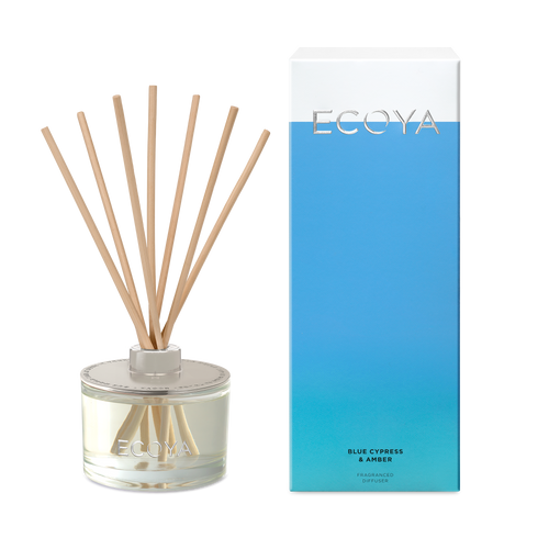 Blue Cypress & Amber Diffuser