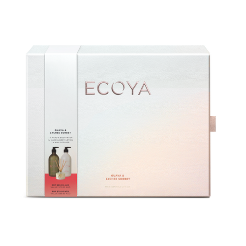 Bodycare gift sets ecoya