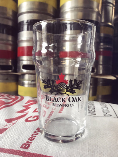 Black Oak Britain Glass