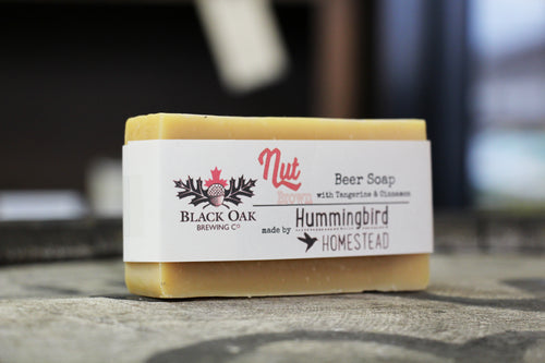 Nut Brown Beer Soap