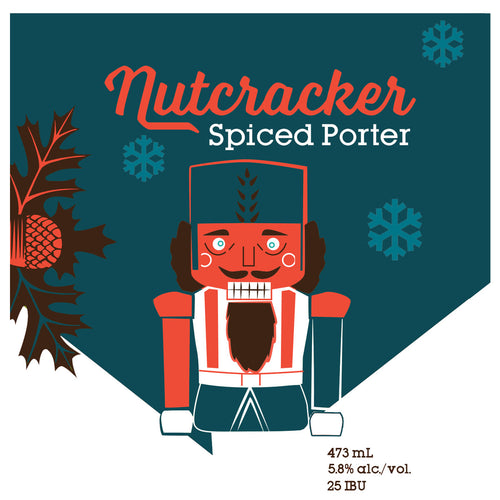 Nutcracker Spiced Porter