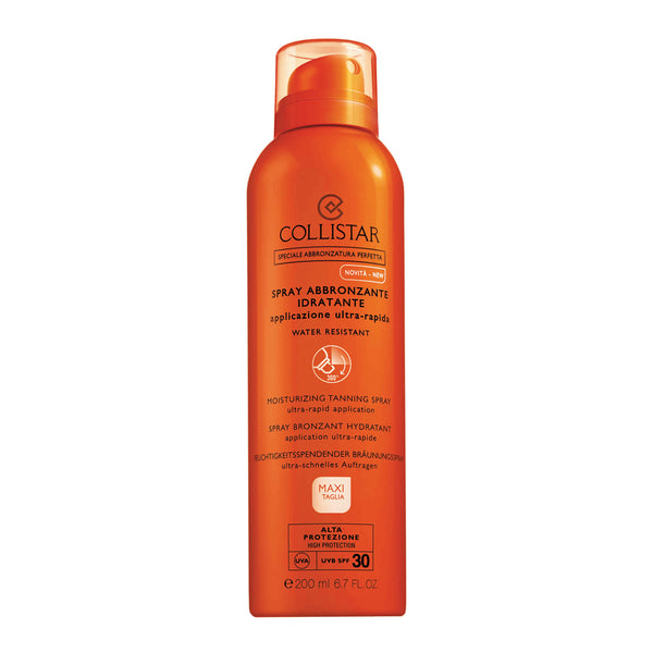Collistar Moisturizing Tanning Spray spf 30