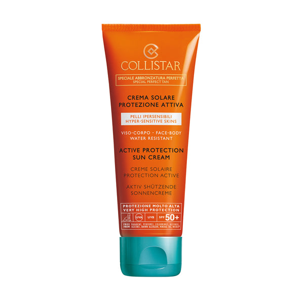 Collistar Protection Sun Cream Face & Body SPF 50
