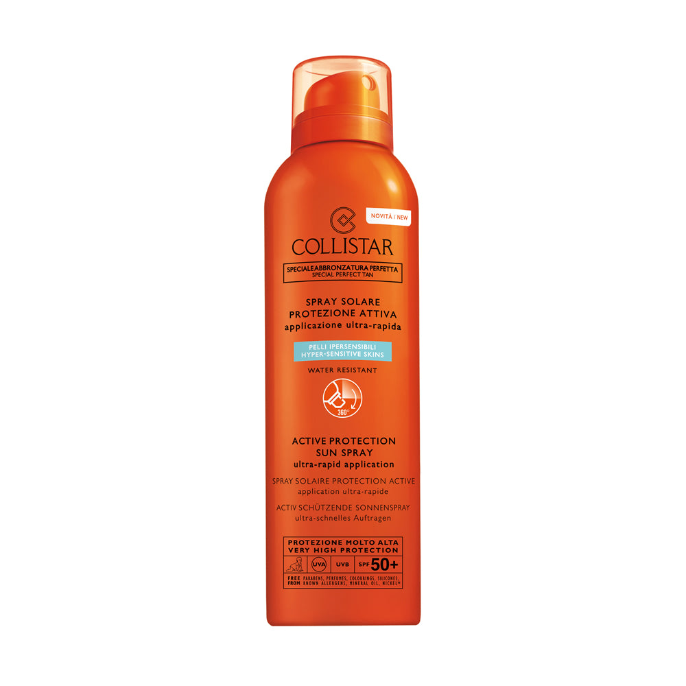Collistar Sun Spray SPF 50+, 150ml
