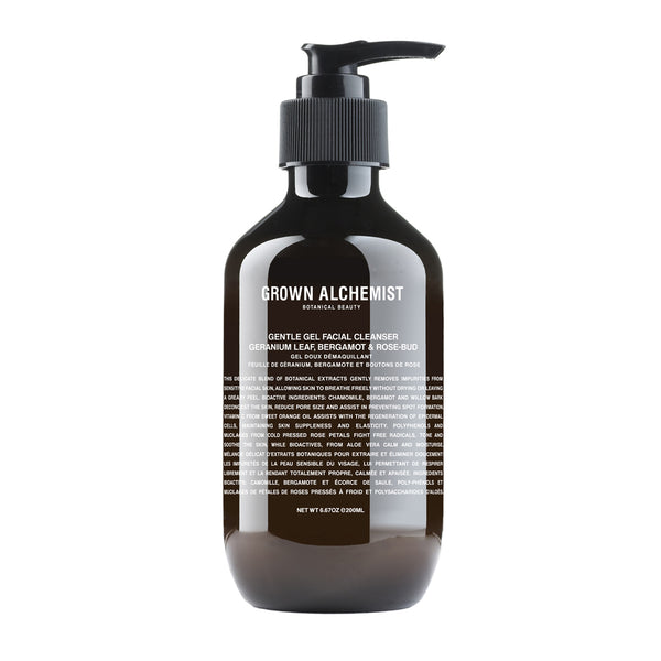 Grown Alchemist Gentle Gel Cleanser 200ml