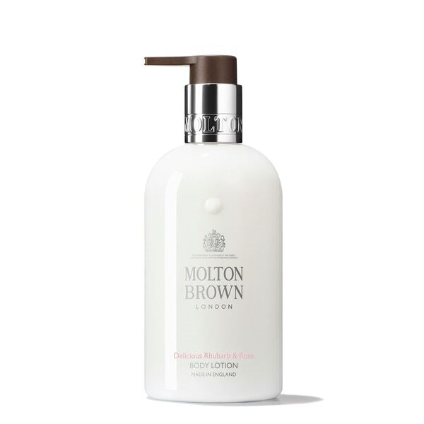 Molton Brown Delicious Rhubarb & Rose Body Lotion, 300ml