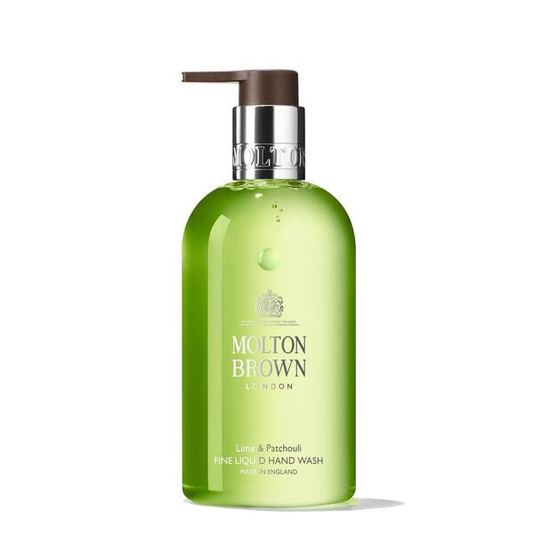 Molton Brown Lime & Patchouli Fine Liquid Hand Wash, 300ml