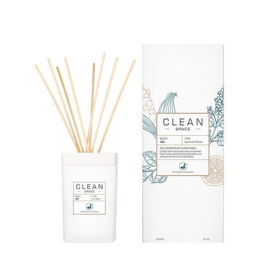 Clean Space Rain Reed Diffuser 177 ml