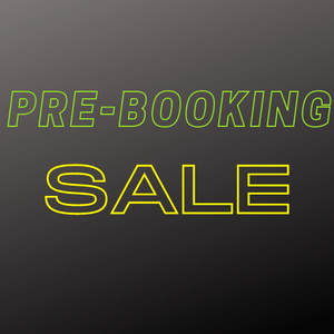 Pre-Booking Sale Products