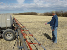 Spraytest Boom Section remote Control