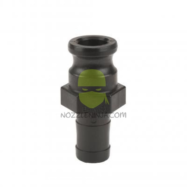 ADAPTER, MALE CAM x HOSE SHANK 1inch