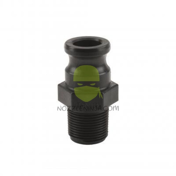 ADAPTER, MALE CAM x MALE THREAD 1inch