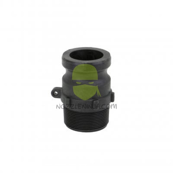 ADAPTER, MALE CAM x MALE THREAD 2inch