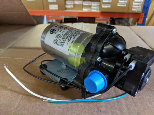 Shurflo Pump 115VAC 45psi demand switch