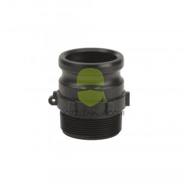 ADAPTER, MALE CAM x MALE THREAD 3inch