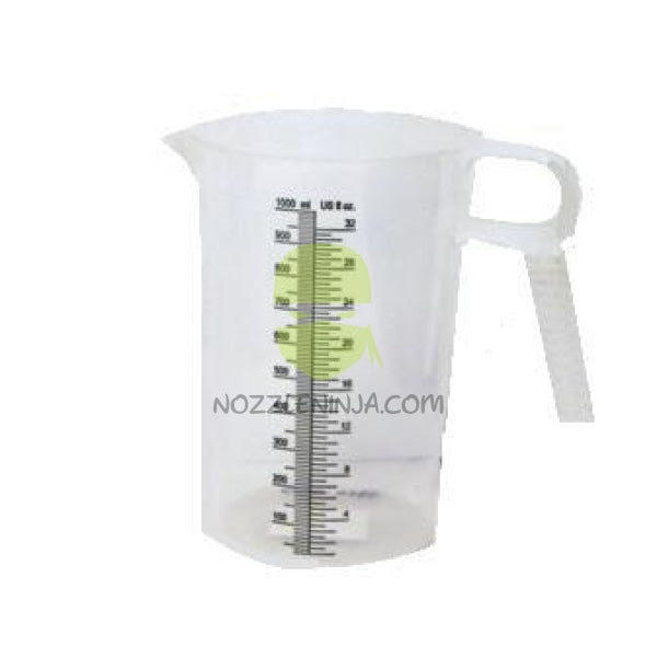 32 oz calibration Jug