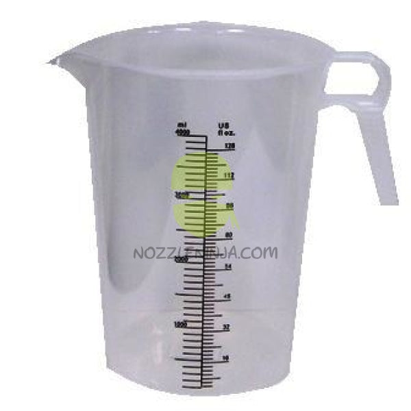 100 oz calibration jug