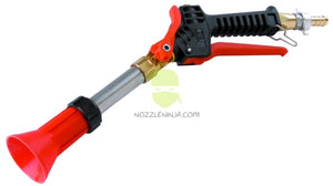 Adjustable pattern Spray Gun Compact  7 inch