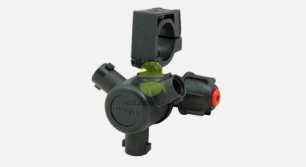 "3-Way  Nozzle Body  Pro Flow EPDM  for 1"" Pipe epdm seals and dcv"