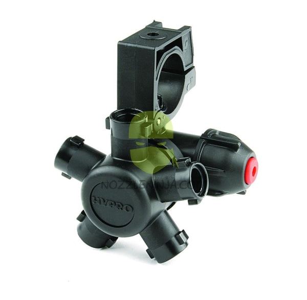 5-way Pro Flow Nozzle Body 1 inch epdm