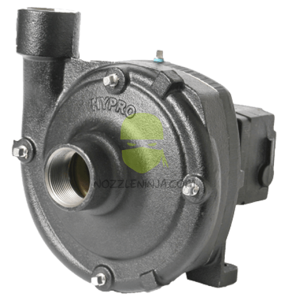 Force Field Run Dry Capable Version of the 9303C-HM1C pump