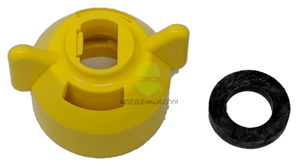 Standard Fan Nozzle Cap With EPDM Seal