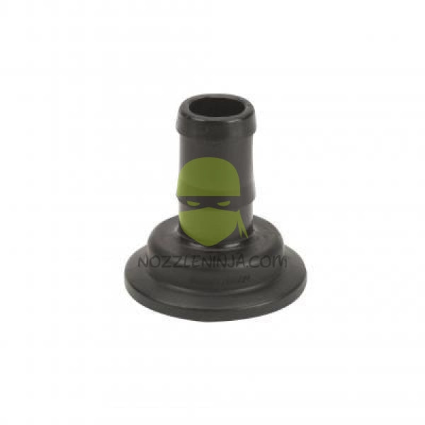 BARB, FLANGED 2inch x HOSE 1-1/4inch