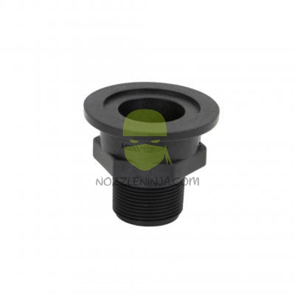 FLANGED 2inch x MALE PIPE THREAD 1-1/4inch
