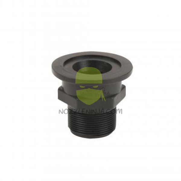 FLANGED 2inch x MALE PIPE THREAD 1-1/2inch