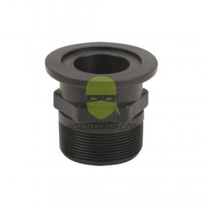 M200 Standard Port FLANGE  x MALE PIPE THREAD, 2inch