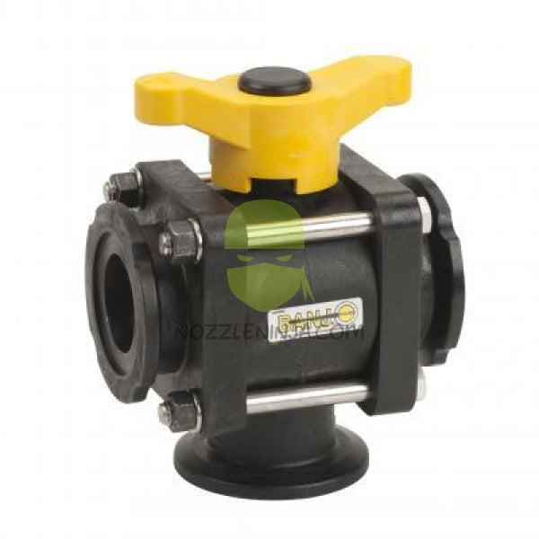 2inch 3-WAY MANIFOLD BALL VALVE AN206760