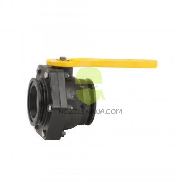Flange 3 inch Full port to 3 inch flange Stubby Valve
