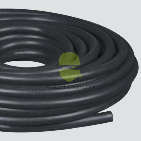 "AG200 Black (100ft) (3/8) 0.375"" 200PSI EPDM Sprayer Hose"