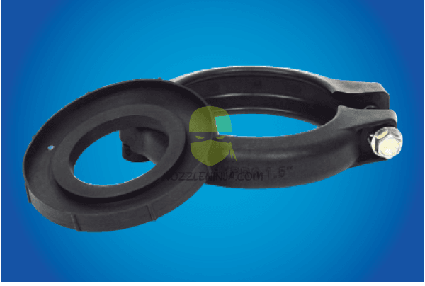 1 in Flange Clamp Includes Gasket