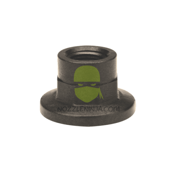 "M100 Flange cap/Plug  X 1/2""female pipe thread"