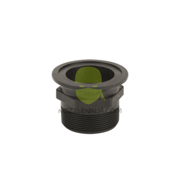 M300 Flange to 3inch Male Pipe Thread