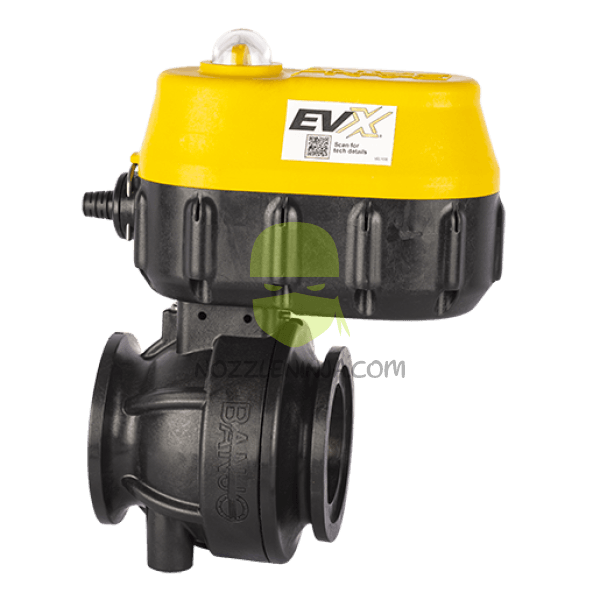 "EVX 2"" M220 FULL PORT ELECTRIC VALVE - ON/OFF - 1.5 SEC"