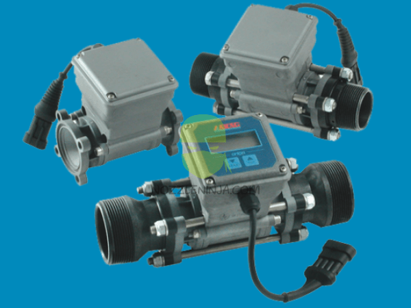 "Orion Flow Meter 1.5"" With Display"