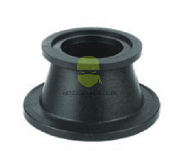 FLANGE REDUCING COUPLING 2 TO 1 INCH
