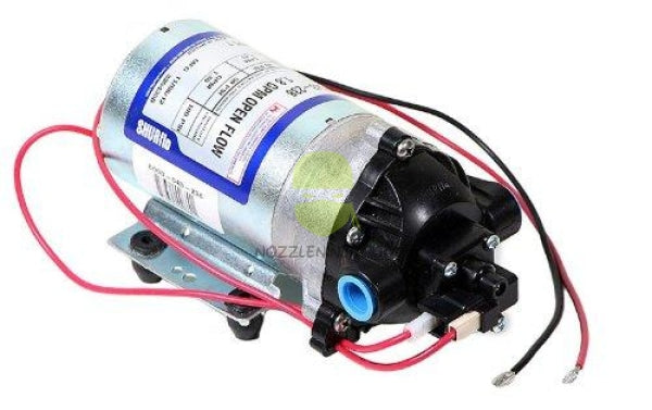Shurflo Automatic Demand Pump, 12 VDC, 1.8 GPM (6.8 LPM) and 50 PSI (3.4 bar) maximum