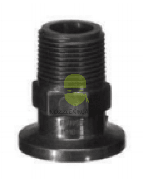 FLANGE MPT 2 INCH Fullport 220 X 2 INCH mpt