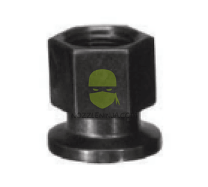 COUPLER FLANGE 2in X NPT 2 IN