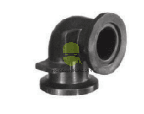 FLANGE ELBOW 3 IN