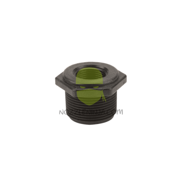 "RB125-075 Poly reducer bushing 1.25"" to .75"" Banjo"