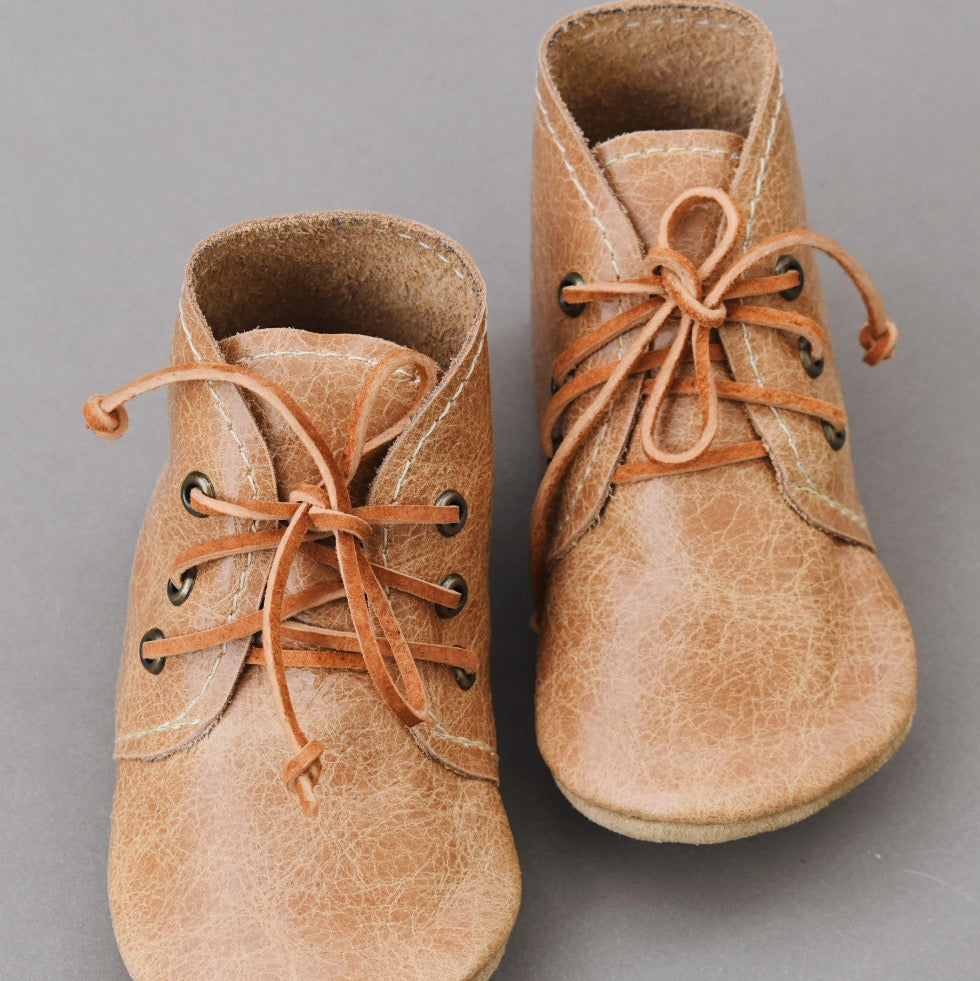 Desert Boots - weathered