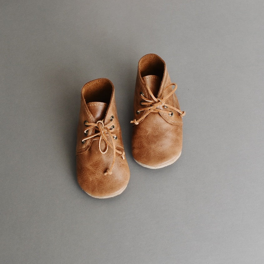 SALE Desert Boots - brown 09